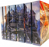 Omslag - Harry Potter 1-7
