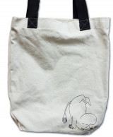 Omslag - Mummi Canvas Bag Mummitrollet