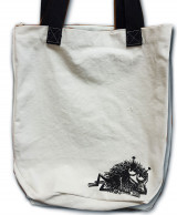 Omslag - Mummi Canvas Bag Stinky