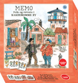 Omslag - Memo - Kardemomme by