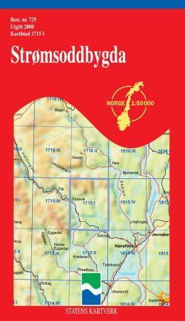 strømsoddbygda kart Strømsoddbygda (Kart, falset) | Barnas Egen Bokverden strømsoddbygda kart