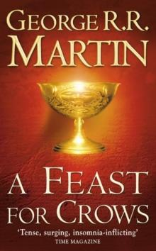A feast for crows av George R.R. Martin (Heftet)
