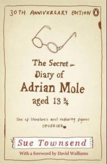 The secret diary of Adrian Mole av Sue Townsend (Heftet)