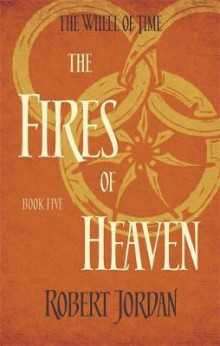 The fires of heaven av Robert Jordan (Heftet)