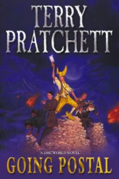 Going postal av Terry Pratchett (Innbundet)