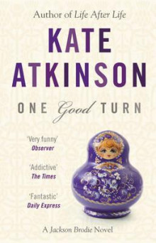 One good turn av Kate Atkinson (Heftet)