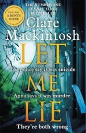 Let me lie av Clare Mackintosh (Heftet)