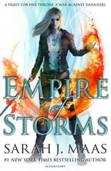 Empire of Storms av Sarah J. Maas (Heftet)