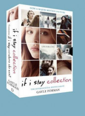 If I stay ; Where she went av Gayle Forman (Heftet)