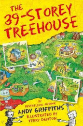 The 39-storey treehouse av Andy Griffiths (Heftet)