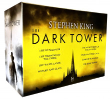 The dark tower collection av Stephen King (Heftet)