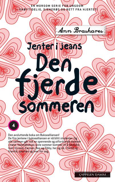 070fb3e2 Den fjerde sommeren av Ann Brashares (Heftet) - Pocket | Barnas Egen ...