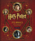 Omslag - Harry Potter Filmmagi