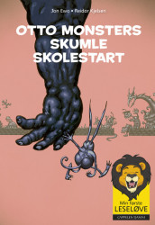 Omslag - Otto Monsters skumle skolestart