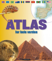 Omslag - Atlas for hele verden