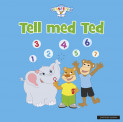 Omslag - Vennebyen Mini - Tell med Ted