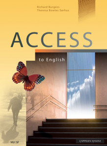 Access to English av Richard Burgess (Heftet)