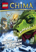 Omslag - LEGO® LEGENDS OF CHIMA™ - Krokodiller mot verden