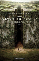 Omslag - The maze runner. Bok 1. I dødens labyrint