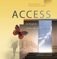 Access to English Teacher's CDs av Richard Burgess (Lydbok-CD)
