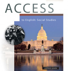 Access to English: Social Studies Teacher's CDs (2014) av Richard Burgess (Lydbok-CD)