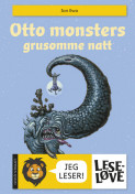 Omslag - Otto monsters grusomme natt