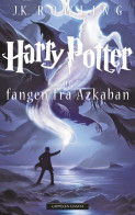 Omslag - Harry Potter og fangen fra Azkaban