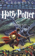 Omslag - Harry Potter og ildbegeret