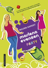 Omslag - Marlena Evensen: PARTY!