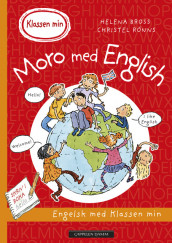 Omslag - Moro med English