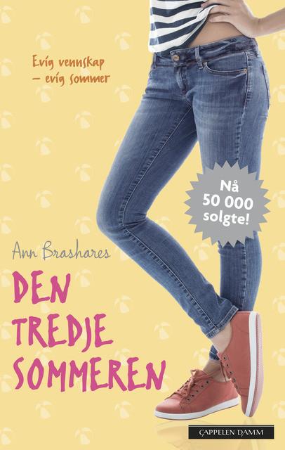 4a3b596b Den tredje sommeren av Ann Brashares (Heftet) | Barnas Egen Bokverden