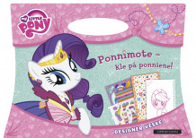 MY LITTLE PONY: Ponnimote - kle på ponniene! (Spiral)