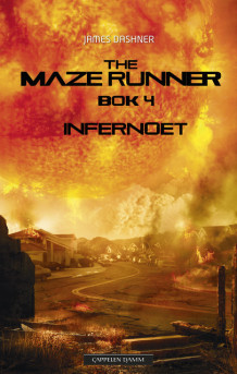 The Maze Runner 4. Infernoet av James Dashner (Heftet)