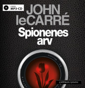 Spionenes arv av John le Carré (Lydbok MP3-CD)