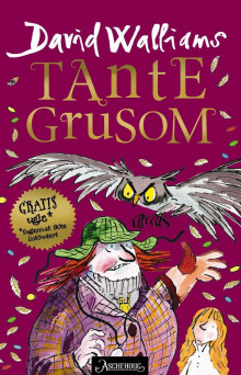 Tante Grusom av David Walliams (Heftet)
