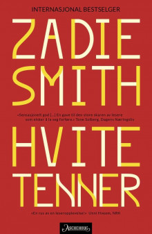 Hvite tenner av Zadie Smith (Ebok)
