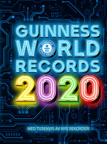 Guinness world records 2020 av Craig Glenday og Tore Sand (Innbundet)