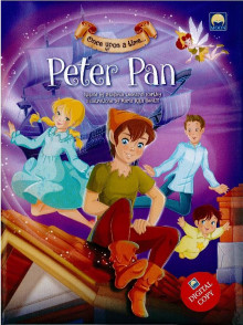 Peter Pan av Stefania Leonardi Hartley (Innbundet)