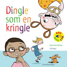 Dingle som en kringle av Karin Moe Hennie (Kartonert)