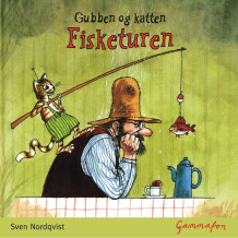 Fisketuren av Sven Nordqvist (Lydbok-CD)