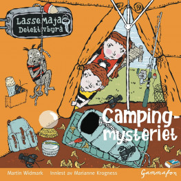 Omslag - Campingmysteriet
