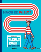 Hvor er Willy? av Martin Handford (Heftet)