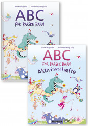 ABC for barske barn av Anne Østgaard (Pakke)